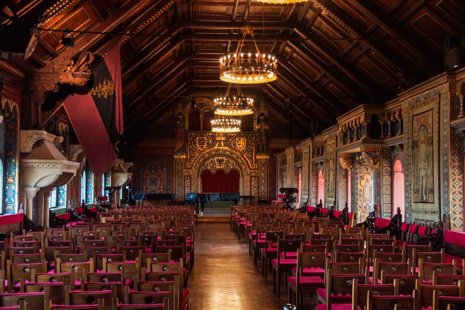 Festsaal der Wartburg - Eisenach