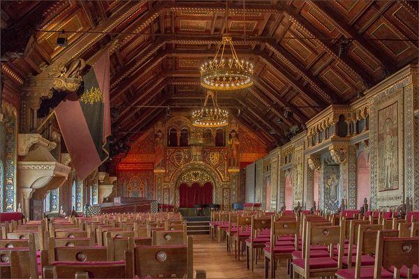 Festsaal Wartburg