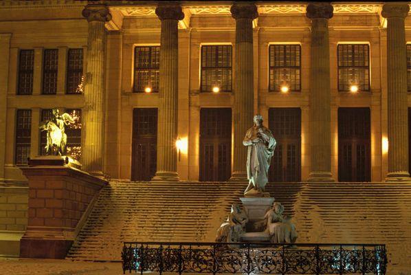 Festspielhaus, Berlin Heiligabend 2001