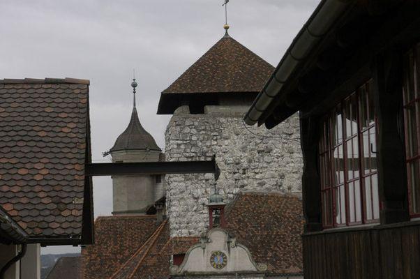 Festung Aarburg
