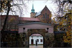 ... Festung Akershus ...