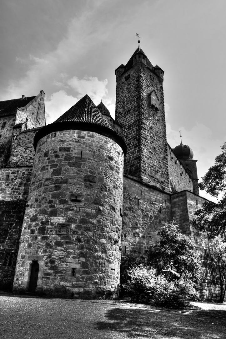 Festung Coburg in Bayern, Außenwerk