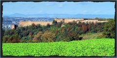 Festung Ehrenbreitstein und Eifel