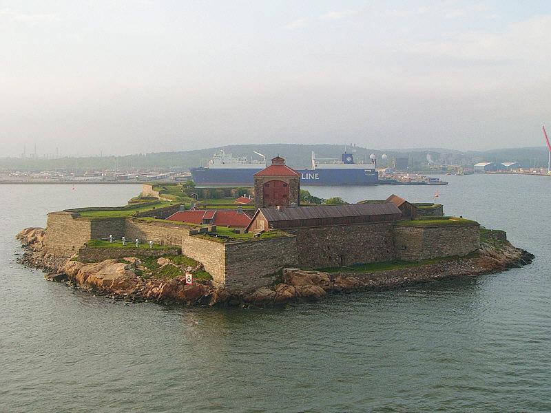Festung ELFSBORG vor Göteborg