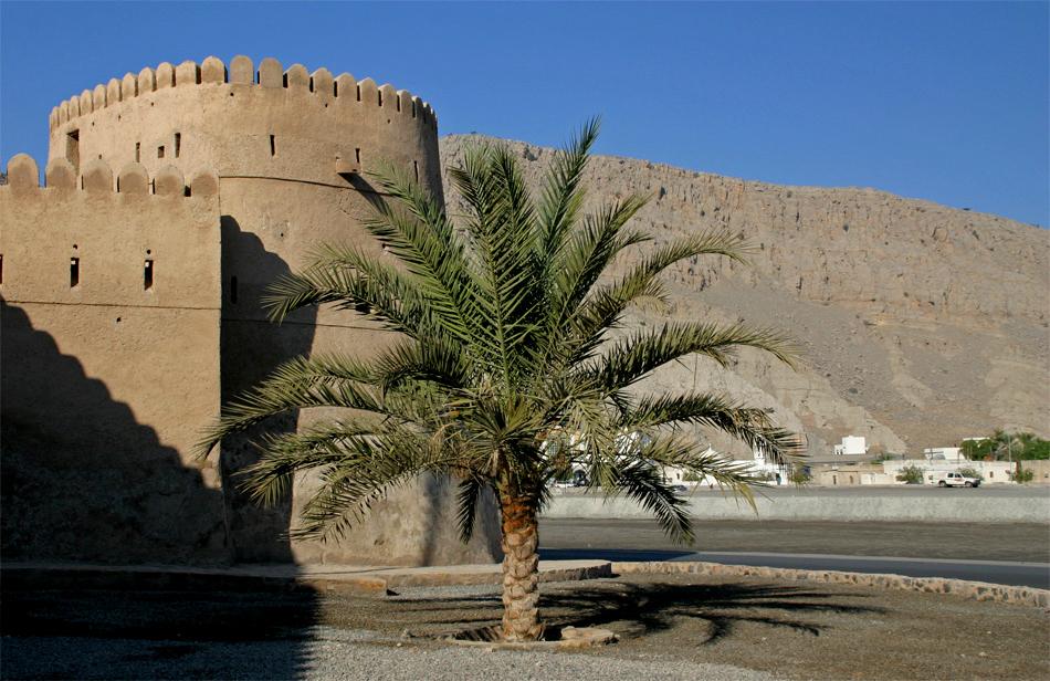 Festung in Khasab