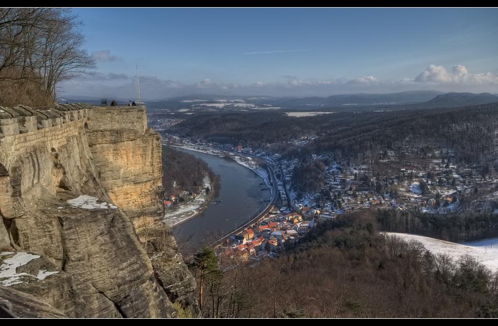 Festung Königstein 2