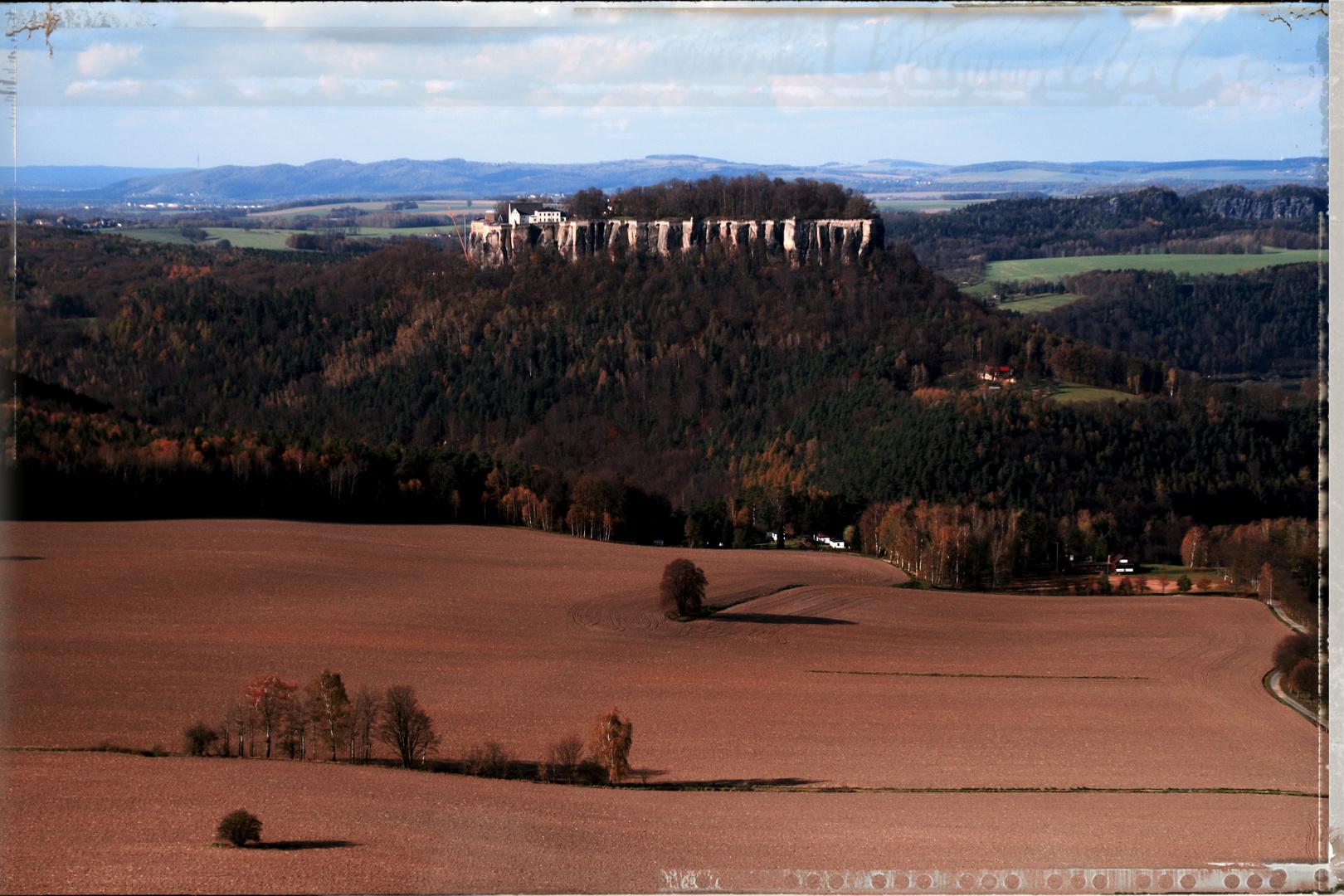 Festung Königstein....