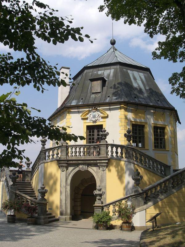 Festung Königstein - Friedrichsburg 1