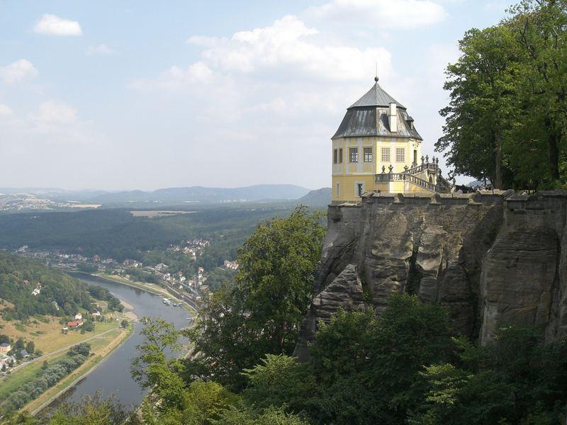 Festung Königstein - Friedrichsburg 2