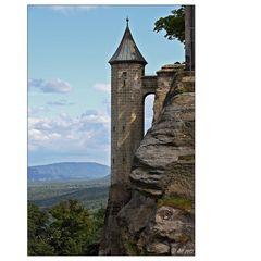 Festung Königstein - Hungerturm 2