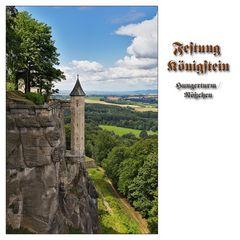 Festung Königstein - Hungerturm