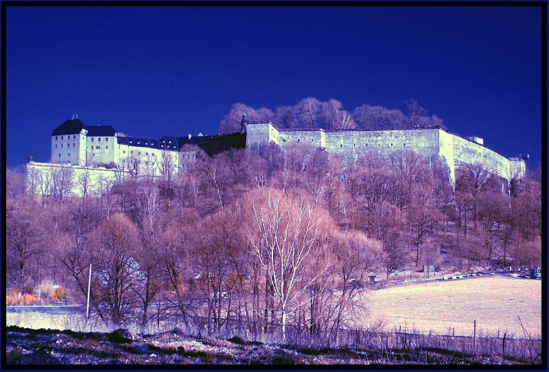 Festung Königstein / Sachsen