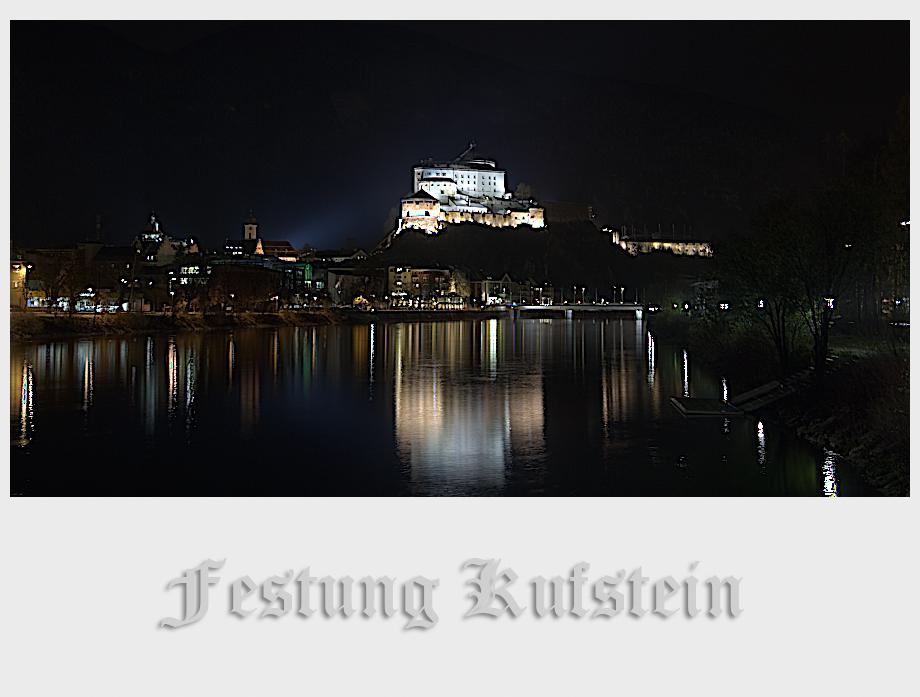 """""""Festung Kufstein"""""""
