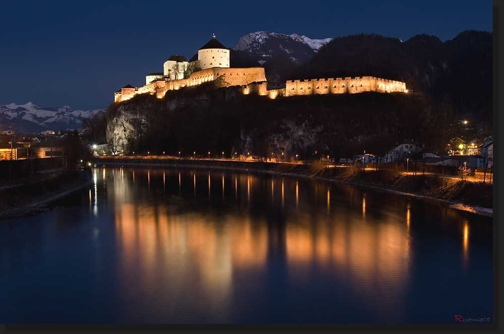 Festung Kufstein in Tirol