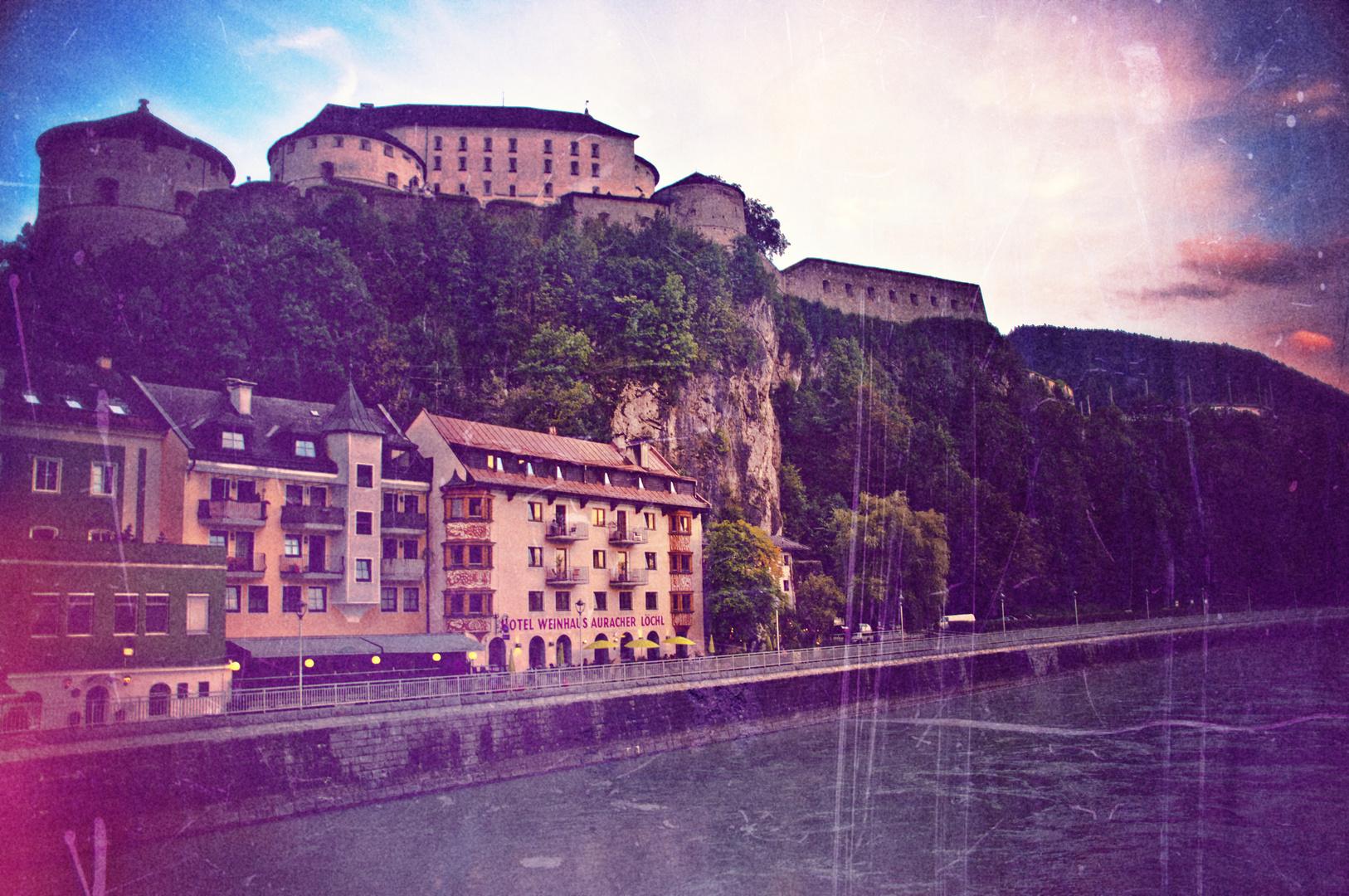Festung Kufstein (Vintage Effekt)