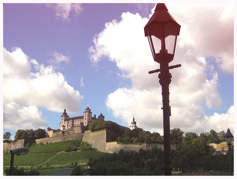 Festung Marienberg...