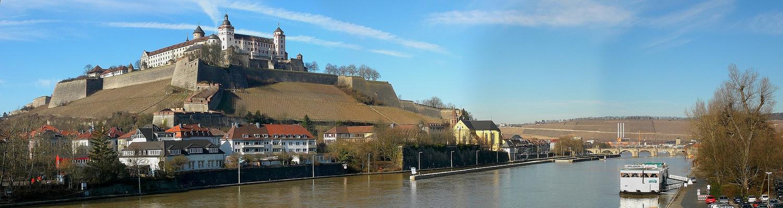 Festung Marienberg Panorama #2