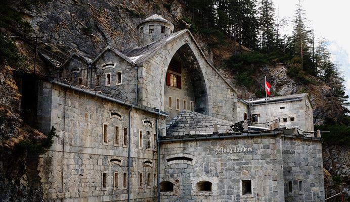 Festung Nauders I