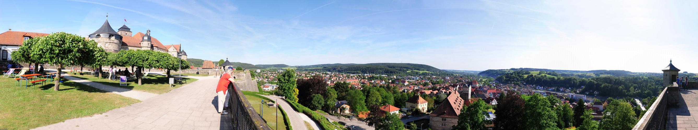Festung Rosenberg, Kronach