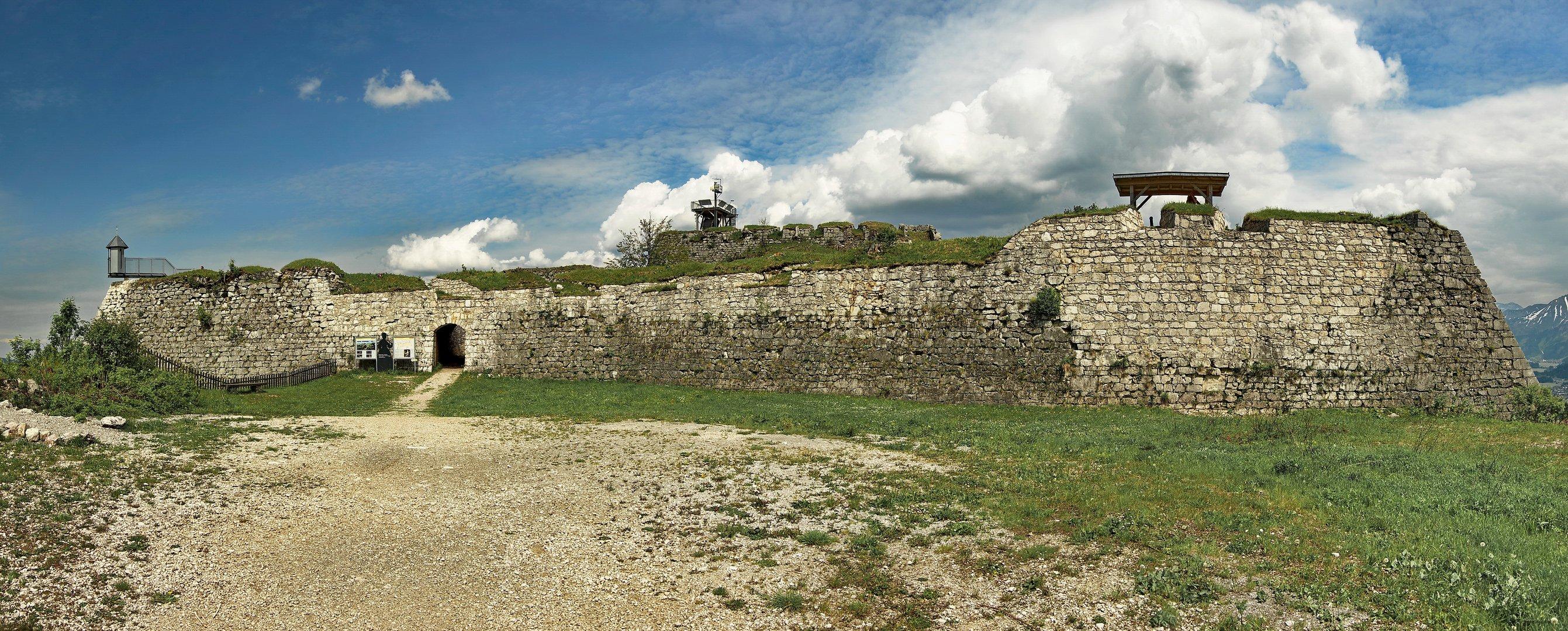 Festung Schloßkopf