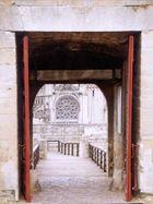 Festung und Cathedrale von Caen