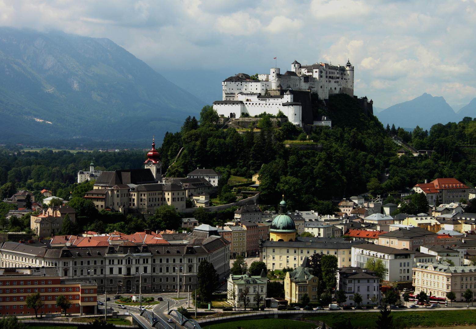 Festung zu Hohen Salzburg