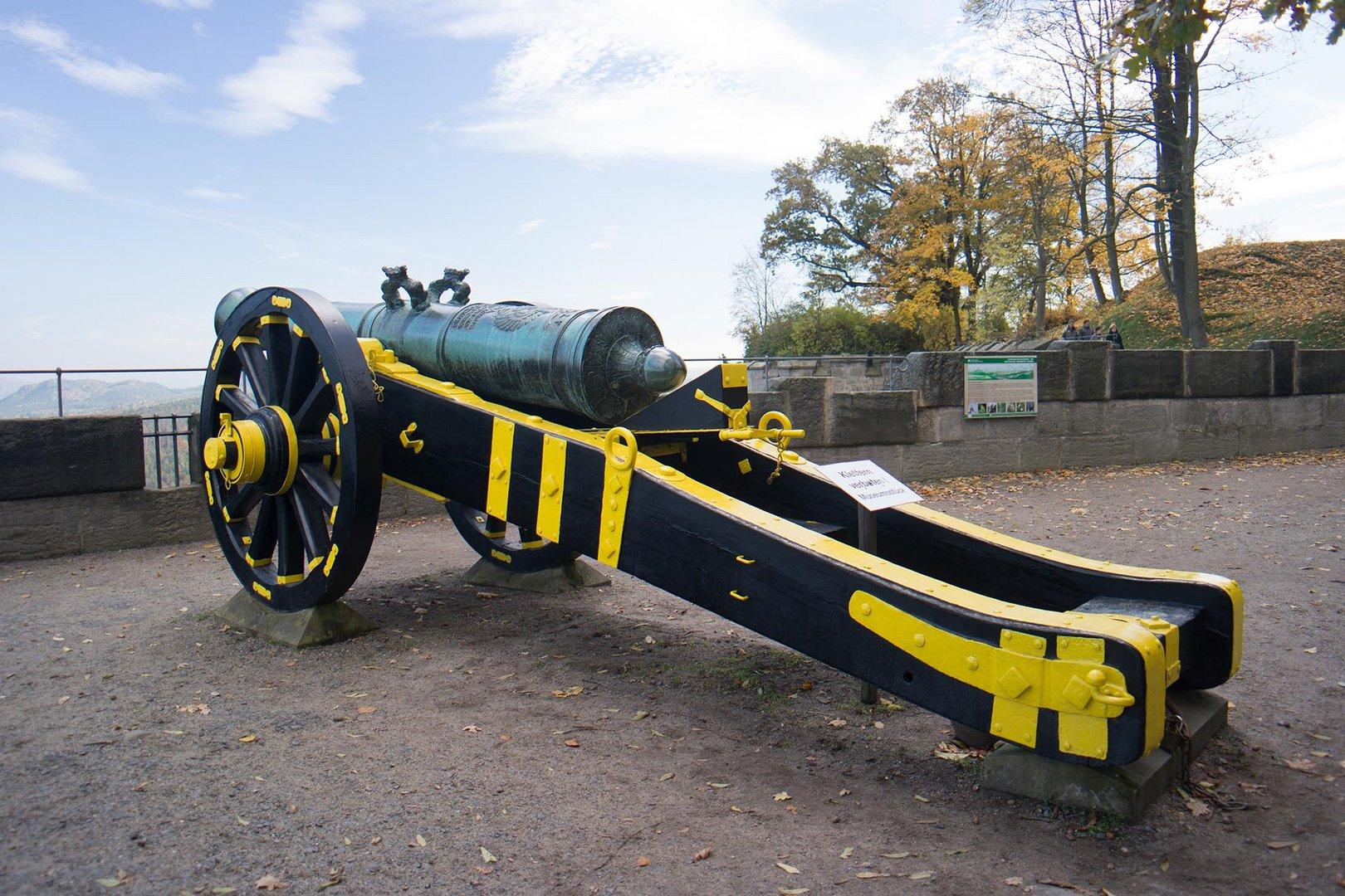 Festungsgeschütz
