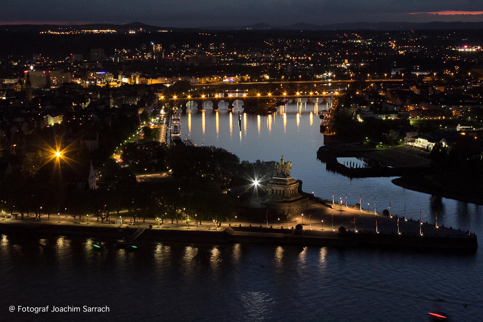 Festungsleuchten Koblenz 1