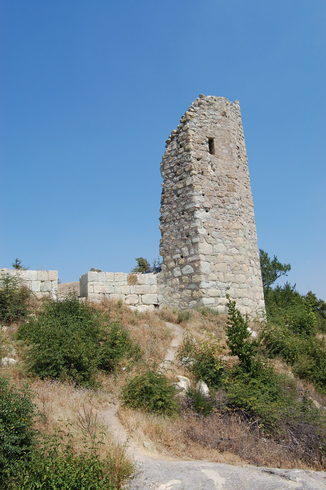 Festungsturm Perperikon