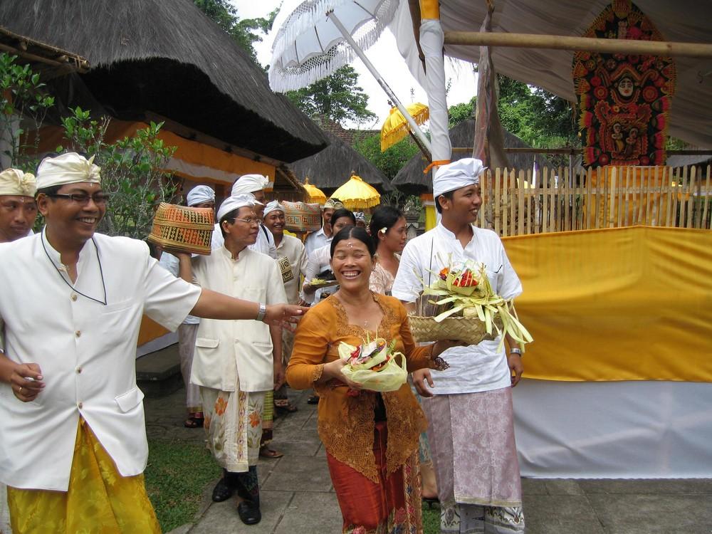 fete au village