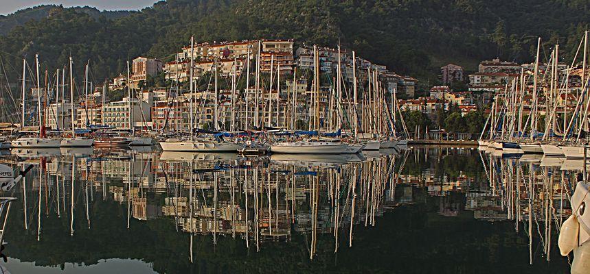 Fethyie Hafen