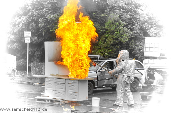 Fettexplosion in Dortmund
