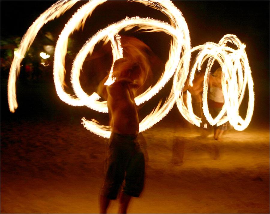 Feuer & Bewegung...
