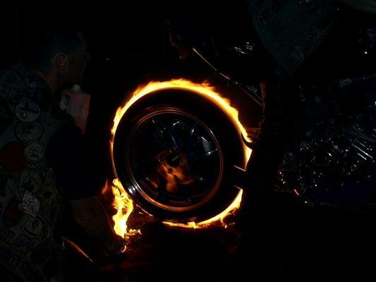 Feuer BurnOut