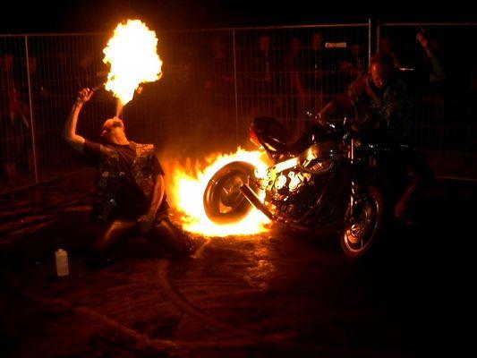 Feuer BurnOut Part2