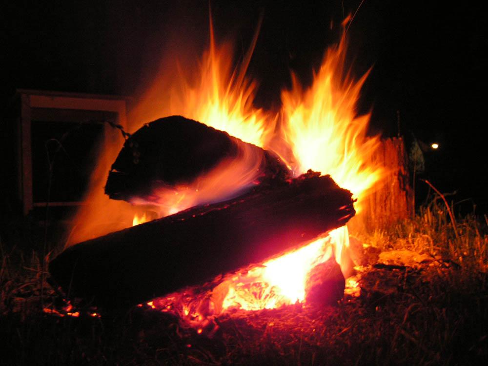Feuer - Das Element des Widders...