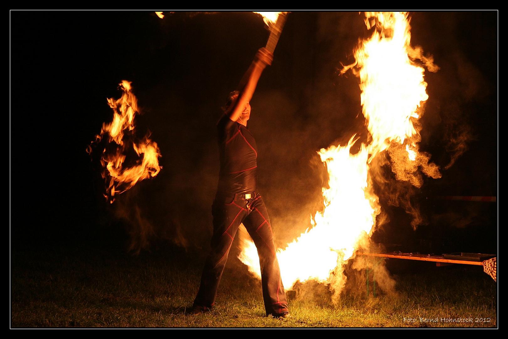 Feuer ... der Lemmi