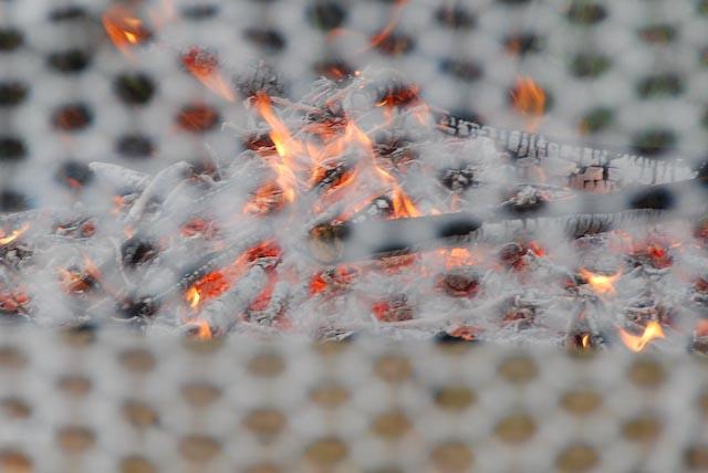 Feuer hinter Gittern (1)