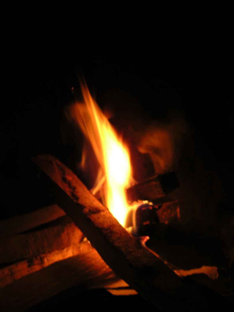 Feuer im Herzen