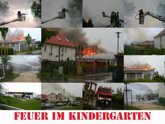 Feuer Im Kindergarten