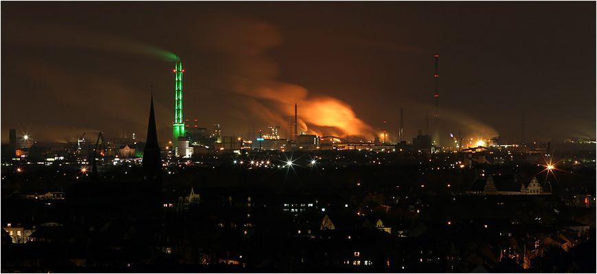 Feuer im Ruhrpott