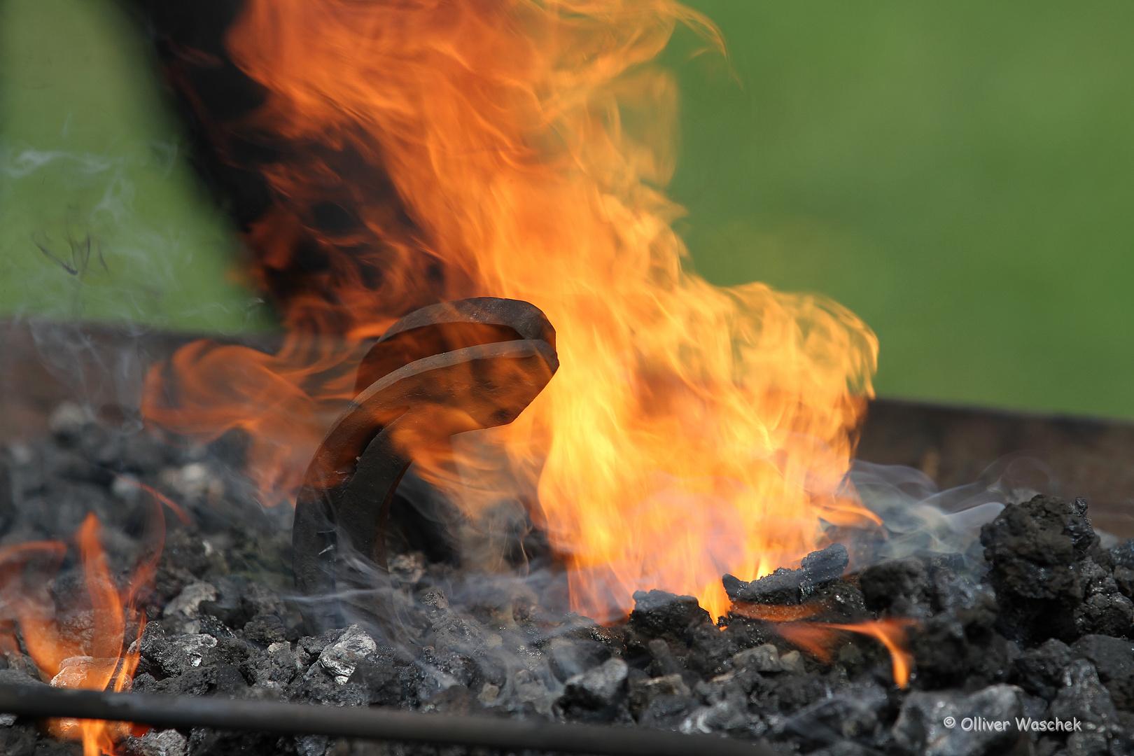 Feuer, Kohle, Stahl