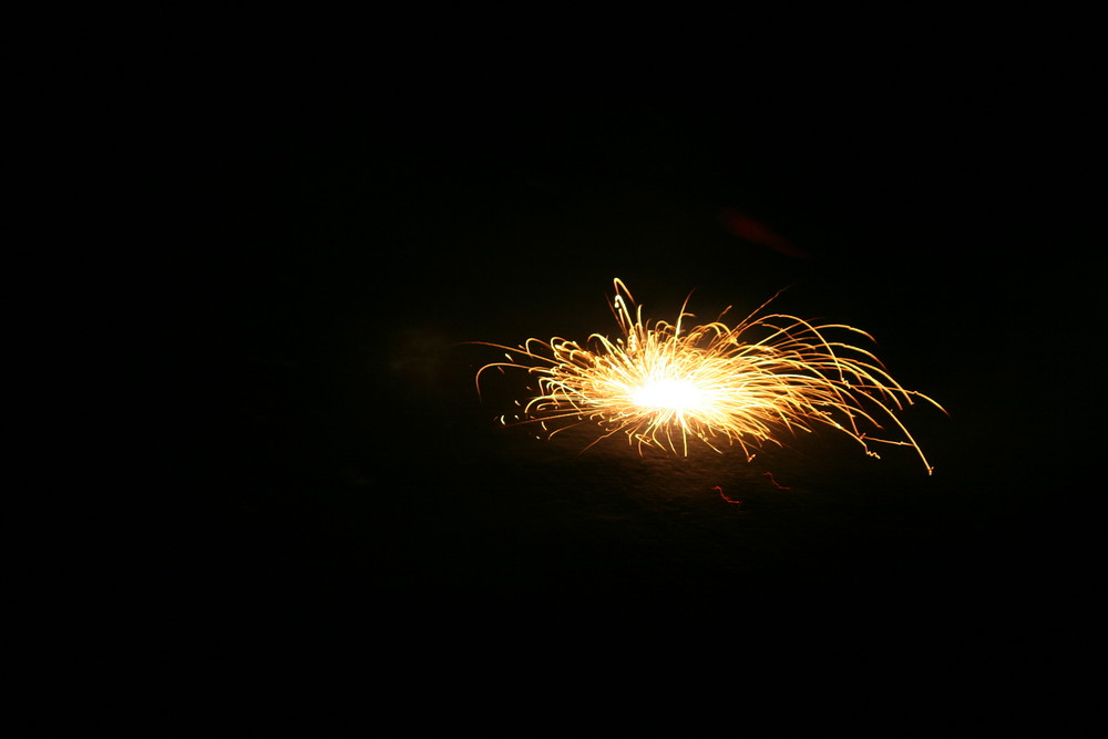 Feuer Kreisel