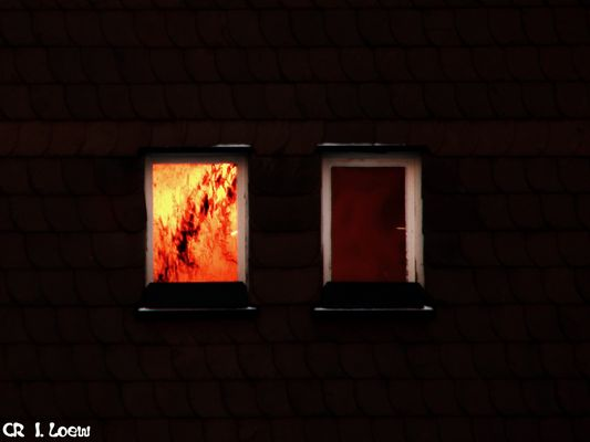 Feuer oder Täuschung ?