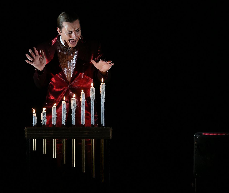 feuer orgel