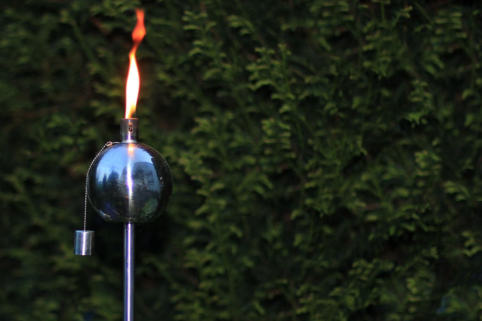 Feuer + Ruhe = Gemütlichkeit