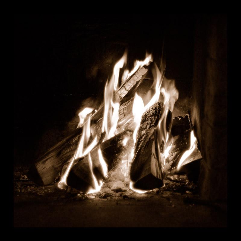 Feuer und Flamme...