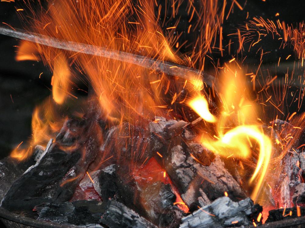 Feuer und Flamme I.