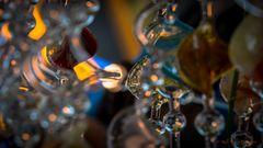 Feuer und Glas