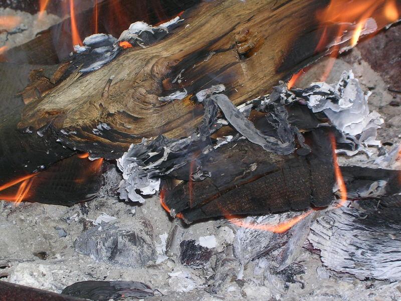 Feuer und Rauch